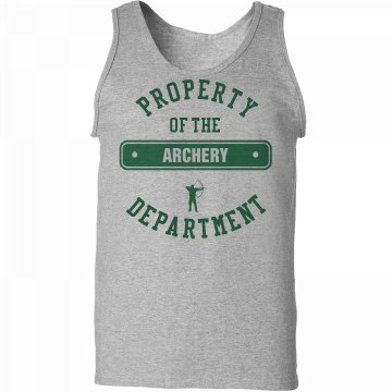Archery Department
