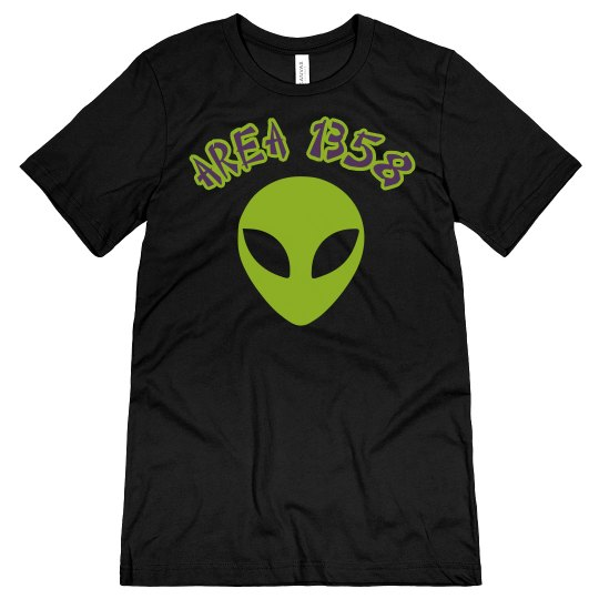 AREA 1358 ET SHIRT