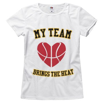 Ari basketball shirt