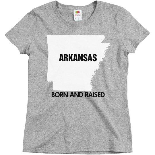 Arkansas born and raised