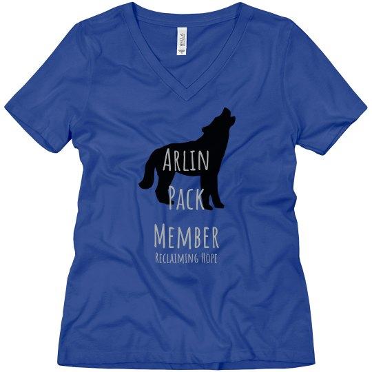 Arlin Pack Member Tee