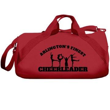 Arlington cheerleader