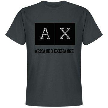 """Armando"" Exchange - Men's T-shirt"