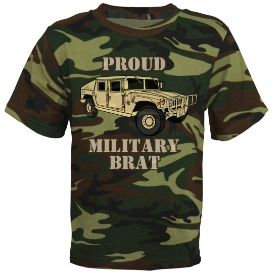 Army Camo Youth