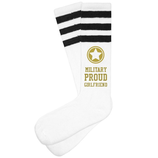 Army Girlfriend Socks