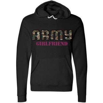 Army girlfriend with new camo