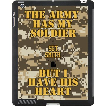 Army Have His Heart