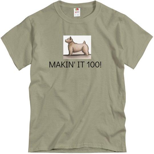 Art Infliction 100-Week Anniversay Unisex T-Shirt