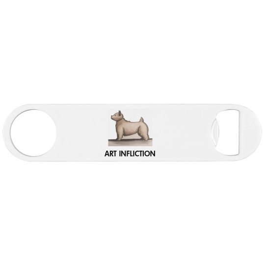 Art Infliction Bottle Opener