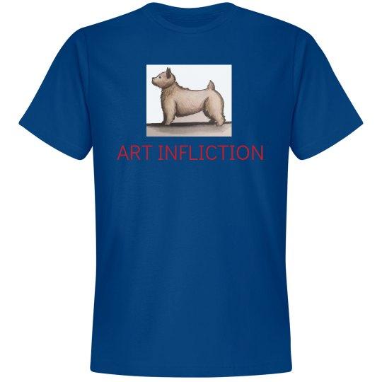 Art Infliction RWB Unisex T-Shirt