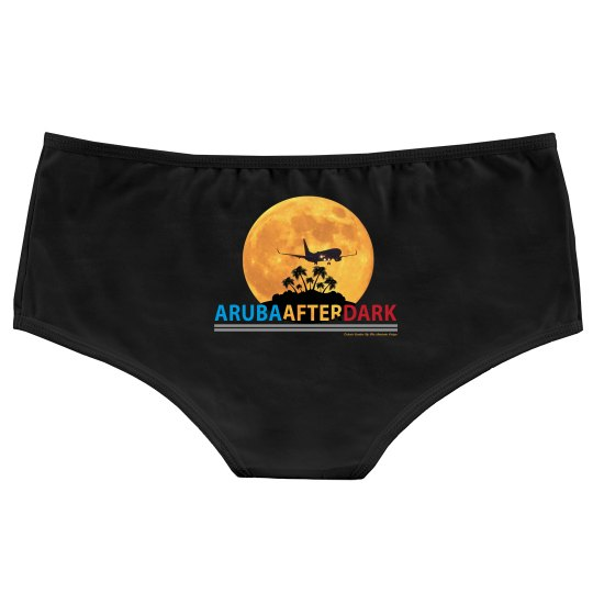 Aruba After Dark Excl By KAD | Womens Int HS Back Logo