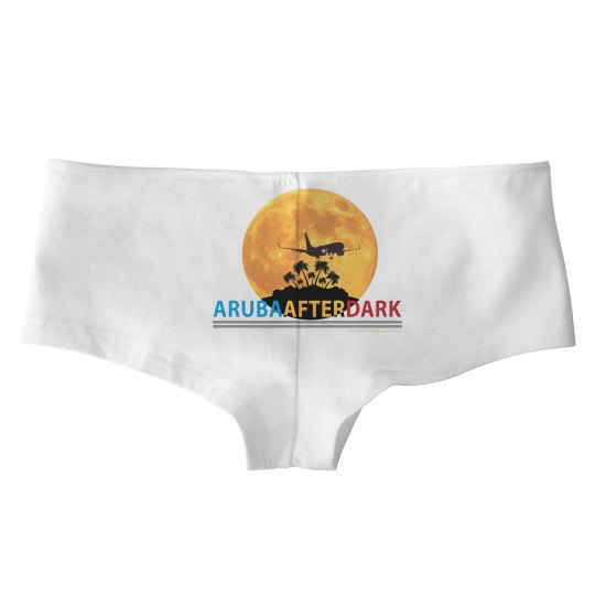 Aruba After Dark Excl By KAD | Womens Intm HS Back Logo