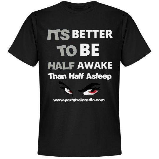 Asleep!