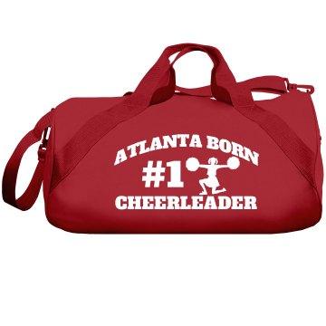 Atlanta Cheerleader