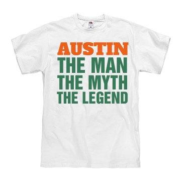 Austin the man