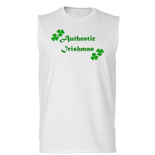 Authentic Irishman