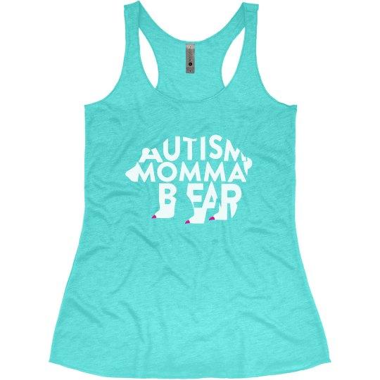 Autism Momma Bear