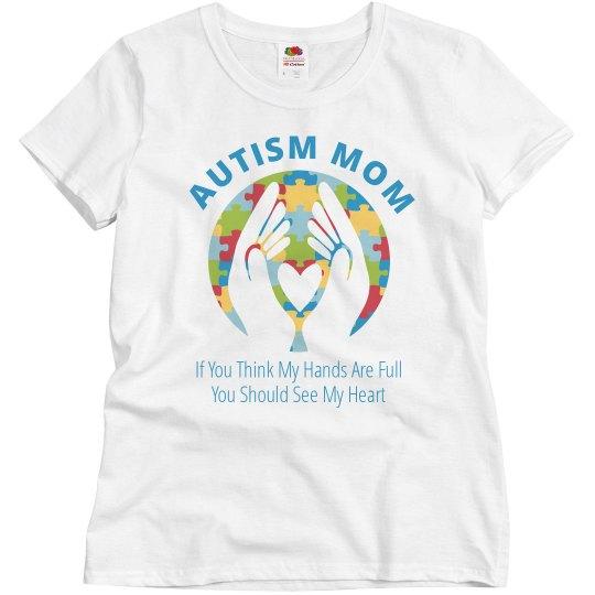 Autism Moms Full Hands Full Hearts