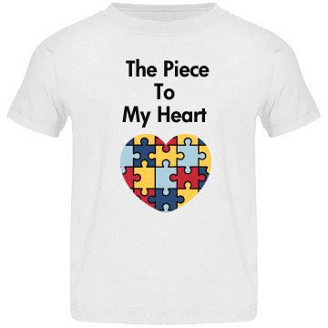 autism youth shirt