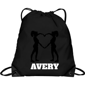 Avery cheer bag