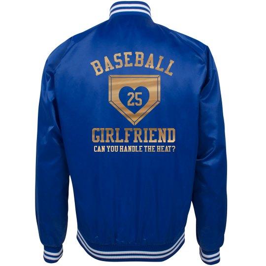 Awesome Baseball Girl