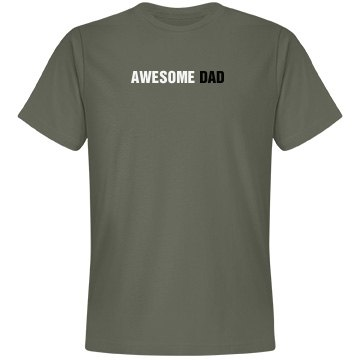 Awesome Dad Tee