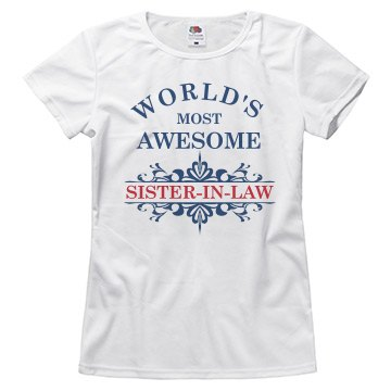 Awesome Sister-in-law