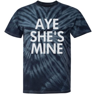 Aye She's Mine Pinwheel