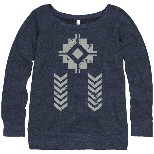 Aztec Arrow Design