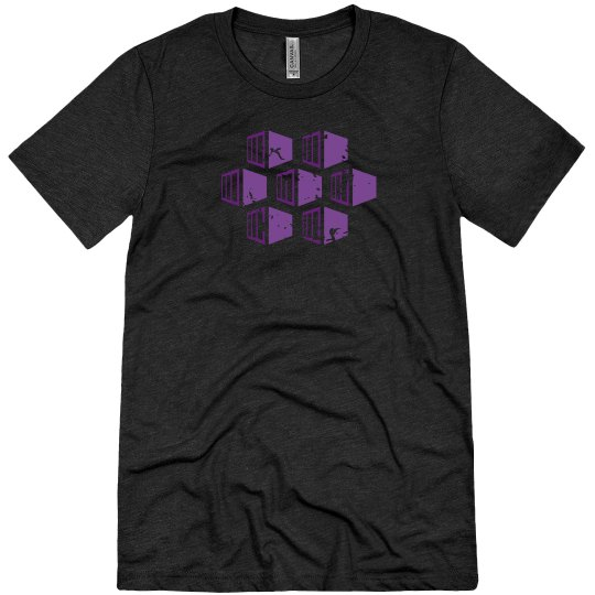 Azure Kubernetes Service Tee Charcoal Triblend