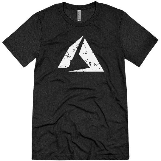 Azure Logo Tee Vintage Black