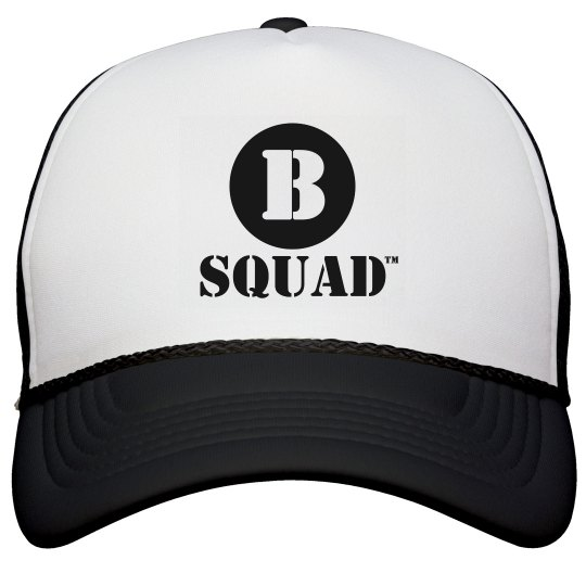 B Squad Trucker Hat