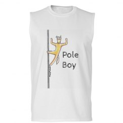 Pole Boy sleeveless T
