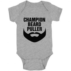 Champion beard puller
