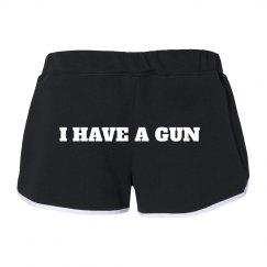 I have a gun
