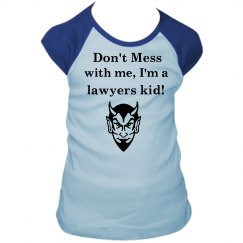 Lawyer's kid