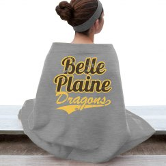 BP Dragons Stadium Blanket