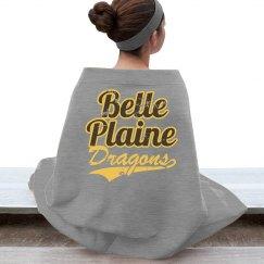 BP Dragons Stadium Blanket