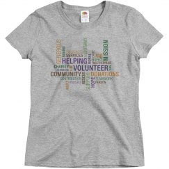 Volunteer Appreciation Shirt