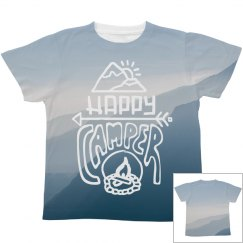 Happy Camper Youth Tee
