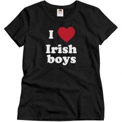 I love Irish Boys!