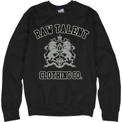 Raw Talent Coat of Arms