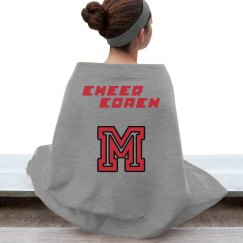 Cheer Coach Blanket