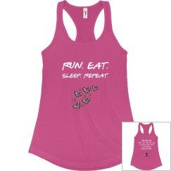 Run.Eat.Sleep.Repeat Tank