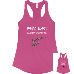 Run.Eat.Sleep.Repeat Tank