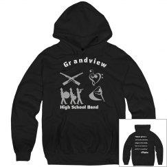 Masculine band/guard mix