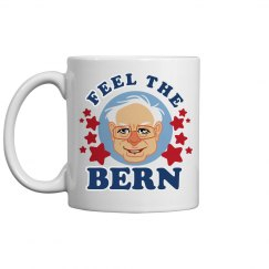 Berning Hot Coffee