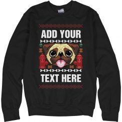 Custom Dog Ugly Sweater