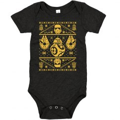Baby Jedi Ugly Sweater