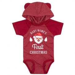 Custom Baby's First Christmas